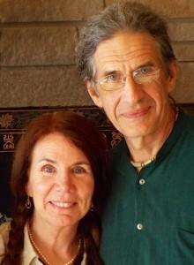 Jeffrey and Cielle Backstrom