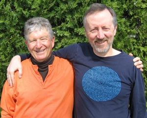 Rick Archer & Fax Gilbert
